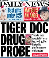 Tiger's Latest Mistress: A Doping Scandal