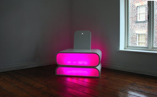 The Mood Chair Knows Exactly How Your Buttocks Feels