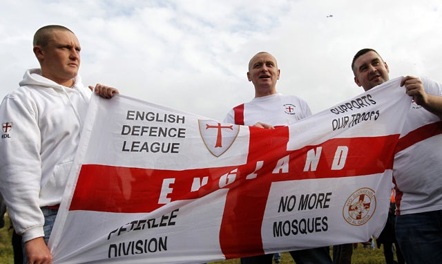 Racist Skinheads Banned from Staging Skinhead Riot