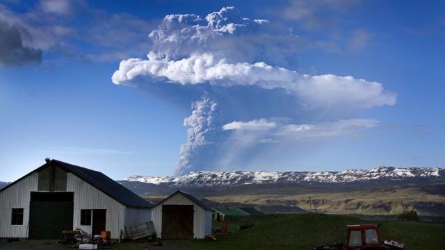 Meet Grímsvötn, Iceland's Latest Erupting Volcano