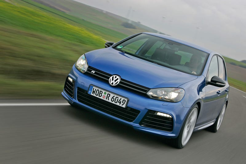 Volkswagen To Free Golf R In U.S. For 2012