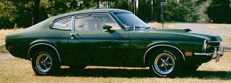 Forgotten Mercury of the Day: 1974 Comet GT