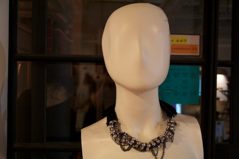 A Modern-Day Invisibility Cloak (Er, Necklace)