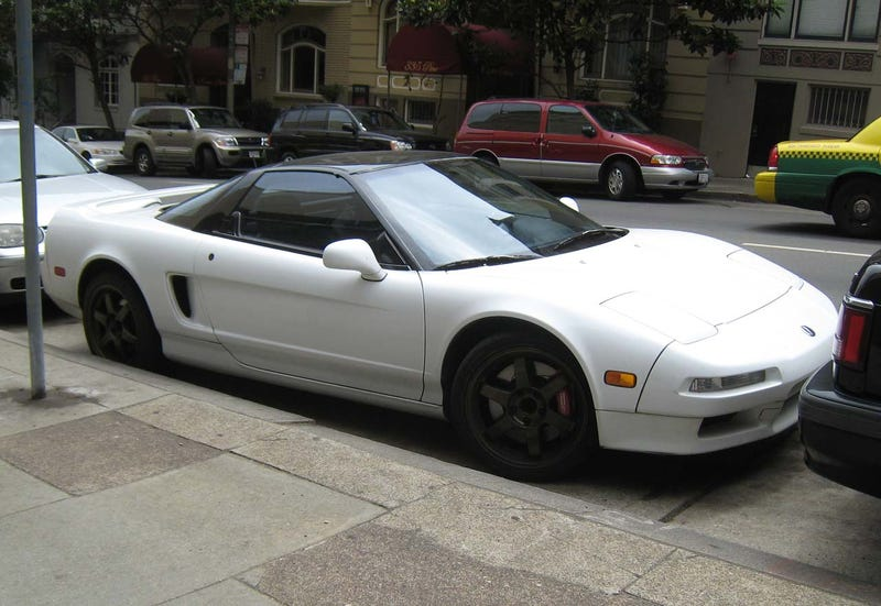 DOTS-O-Rama Sunday, San Francisco Edition: 1992 Acura NSX