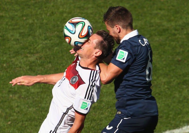 That's Not How You Soccer, Miroslav Klose