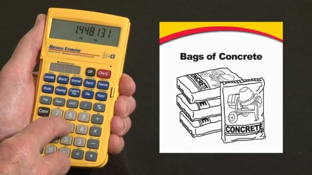 Construction Calculators: To Use or Not to Use?