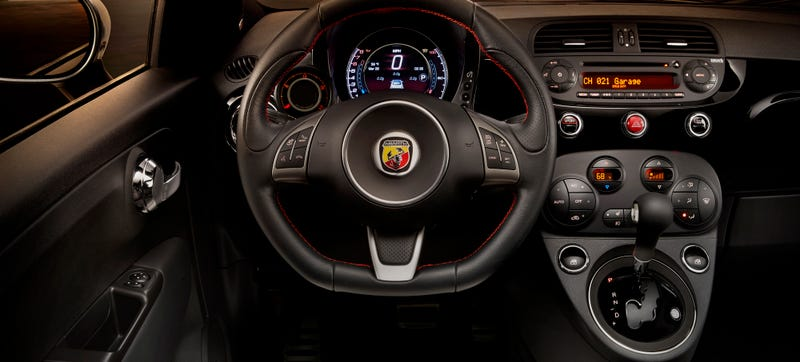 Here Is The Automatic Fiat 500 Abarth You Monsters Wanted