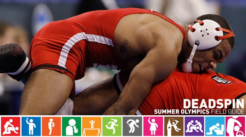 Olympics Field Guide: Jordan Burroughs: The Best Wrestler In The World Who Isn't Afraid To Say It
