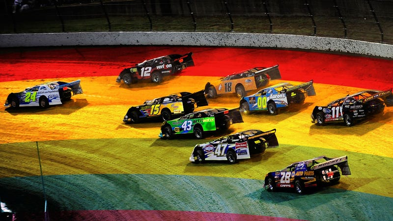 There Are More 'Out' Gay Racing Drivers Than You Think