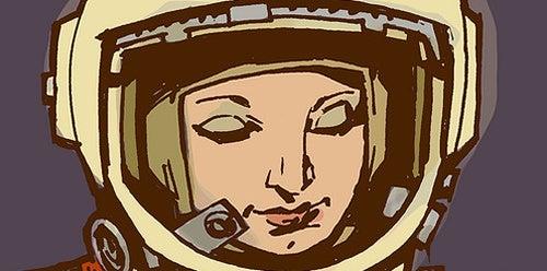 Astronaut Illustrated, Spacesuit Edition