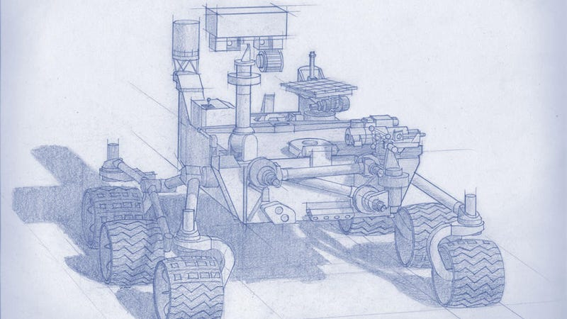 Mars Rover 2020: NASA's Heroic Plan to Bring a Chunk of Mars to Earth