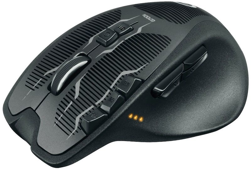 Moneysaver One-Shot: The New Logitech G700s Gaming Mouse