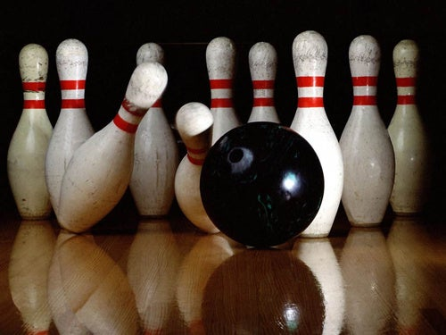Don't Go Bowling with Mom When Your Co-Workers Think She's Dead