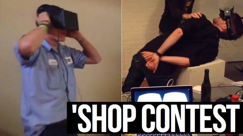 Kotaku 'Shop Contest: Ridiculous Rift