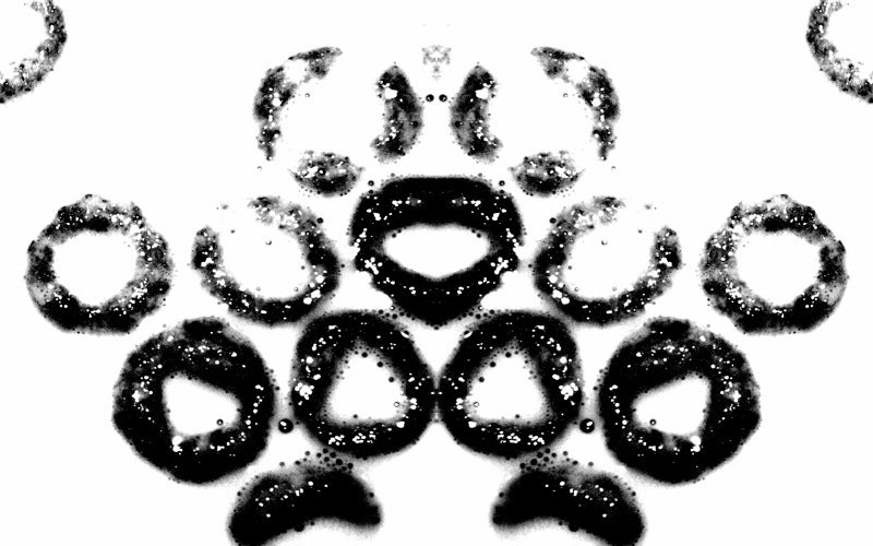 47 Photographic Rorschach Tests