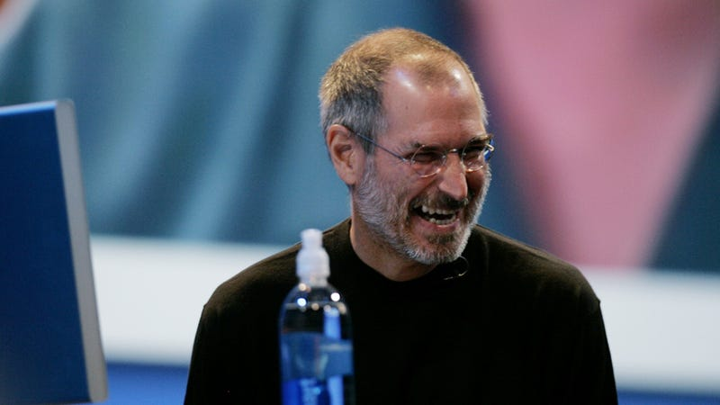 A Man of Uncompromising Vision, Steve Jobs Is Still... Kind of a Sweet Guy