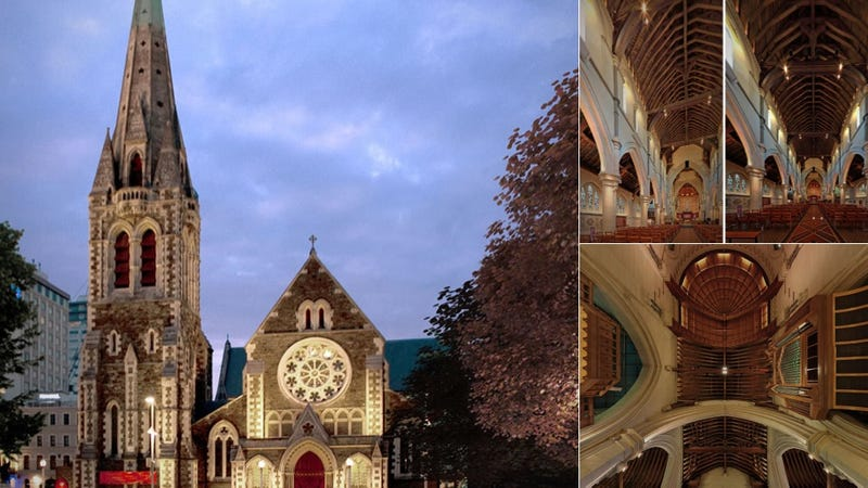 Historical Cathedral Renovation Takes Choose Your Own Adventure Route