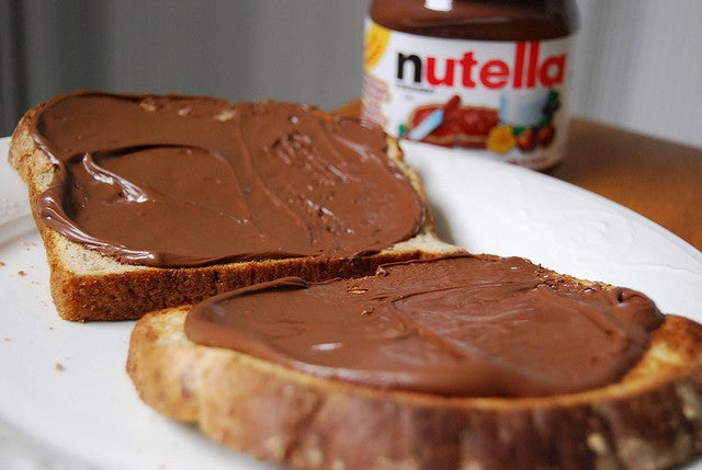 Nutella Is Not a Real Breakfast