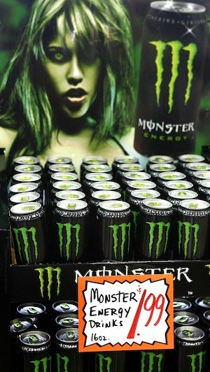 Monster Energy Drinks Might Kill You
