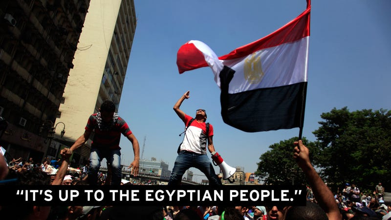 U.S. Secretly Cuts Aid to Egypt as Brotherhood Leader Arrested