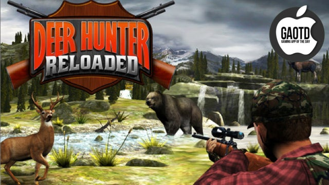 In This Deer Hunter Game, You Don't Play Russian Roulette. You Shoot Deer!