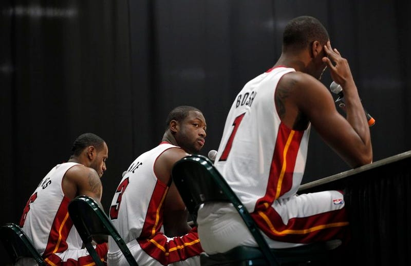 Heat Strokes, Game 21: The Meeting Is The Message