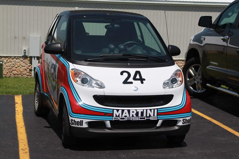 Martini Livery All The Things?