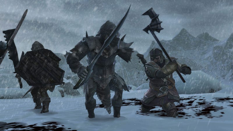 Lord of the Rings: War in the North Screen Shots