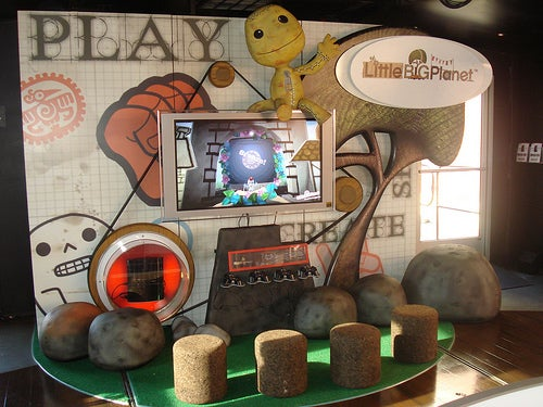 Little Big Planet Rolls Out With PlayStation Experience Truck