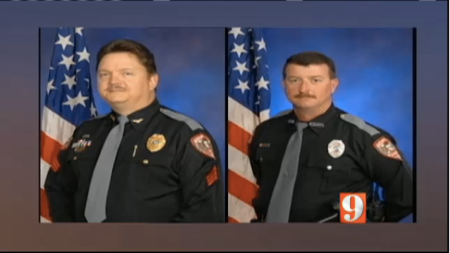 Ex-Wife of Fired Cop Says Police Chief Made Both of Them Join the KKK