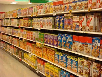 Federal Lawsuit Filed After Man Finds Used Tampon In Cereal