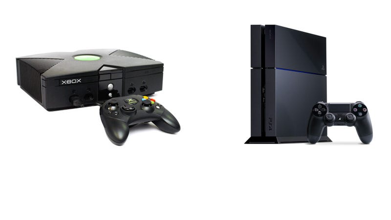 ​The Guys Who Designed the First Xbox Critique the PS4