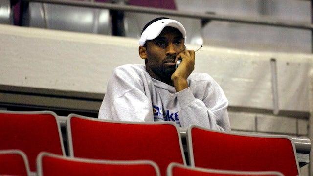 Kobe No Longer Doin' Twitter