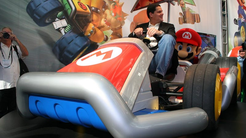 West Coast Customs builds life-size Mario Karts