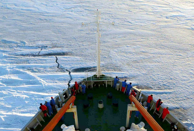 China's New Research Station and the Quiet Rush to Claim Antarctica