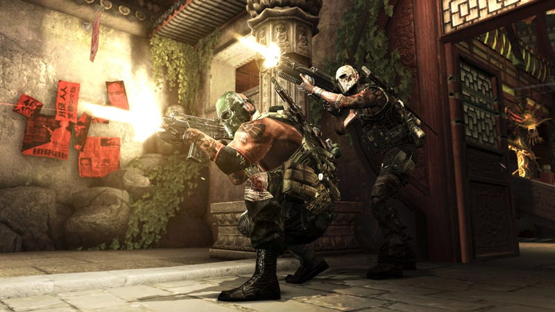 Frankenreview: Army Of Two: The 40th Day
