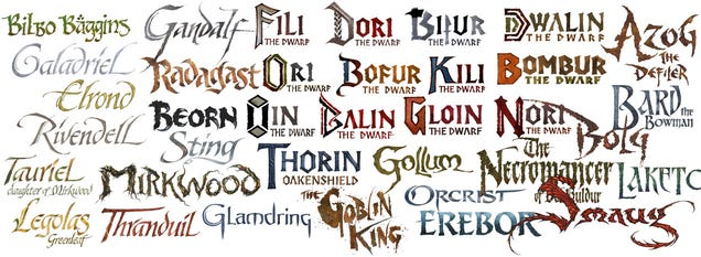 hobbit writing The hobbit is the story of bilbo's maturing from a seeker of warmth and comforts to a fighter, however humble, for the greater good the hobbit was adapted in various forms, notably as an animated television movie (1977) and as a series of live-action films (2012, 2013) helmed by new zealand director peter jackson.