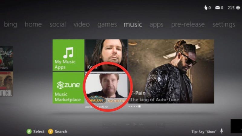 How To Block Xbox 360's Newest Feature: Dashboard Ads