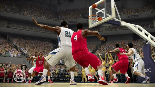 Pick Up Your NCAA Basketball 10 Named Rosters
