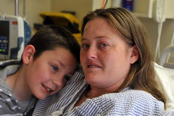 Boy Uses DS To Save Mother From Car Wreck
