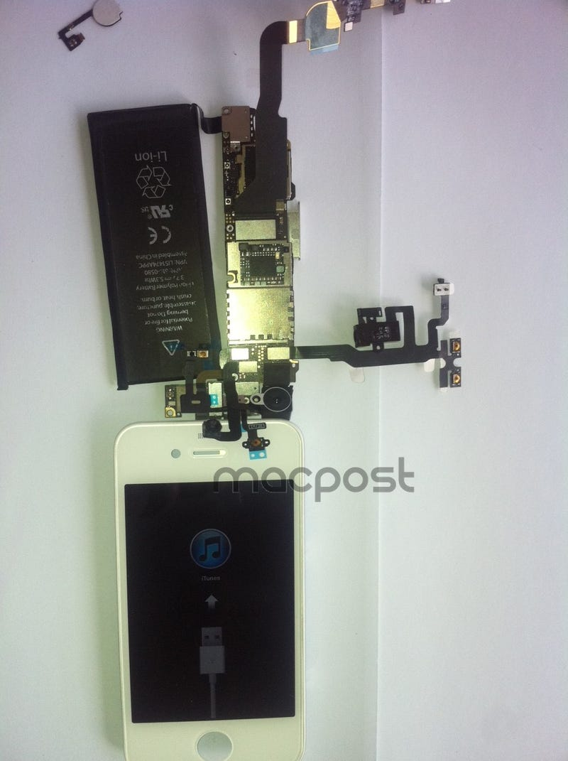 Leaked Image Shows Faster A5 Brains Inside Next iPhone's Guts (Updated)