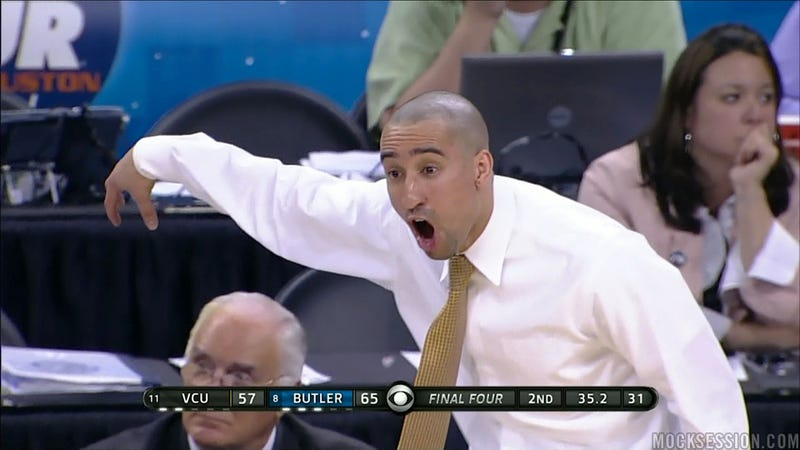 Shaka Smart-To-Marquette Reports Came From Student Journalist
