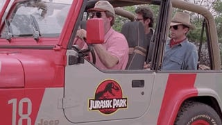 This <em>Jurassic Park/Ace Ventura</em> Mashup Is So Wrong, Yet So Very Right