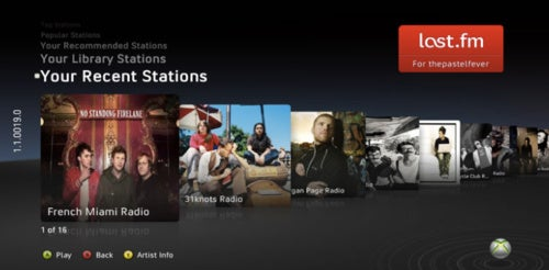 Xbox Dashboard Update Brings Last.fm, Facebook, Twitter, and Zune Video to Your TV