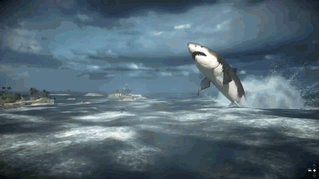 Battlefield 4 Players Have Finally Found The Megalodon