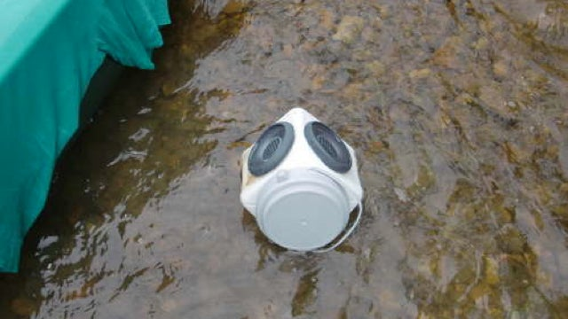 Make a Floating, Waterproof Speaker