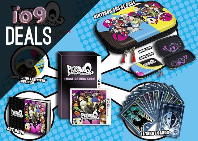 Deals: Persona Q, Northern Exposure, Wall-E, FREE Go the F--k to Sleep