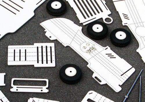 If Ikea Built A Soapbox Derby Car