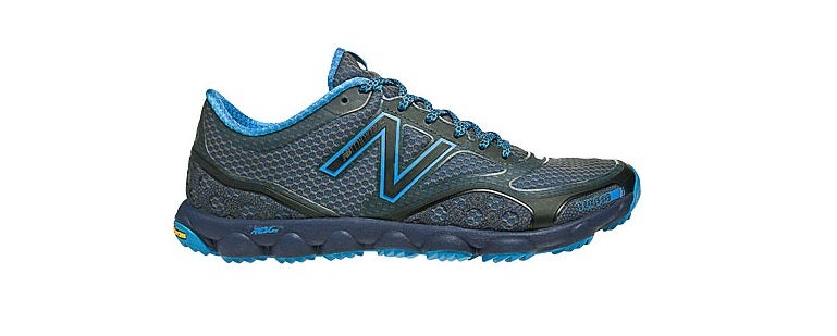Men's New Balance 1010 Trail Runners with Vibram Soles are $29.99