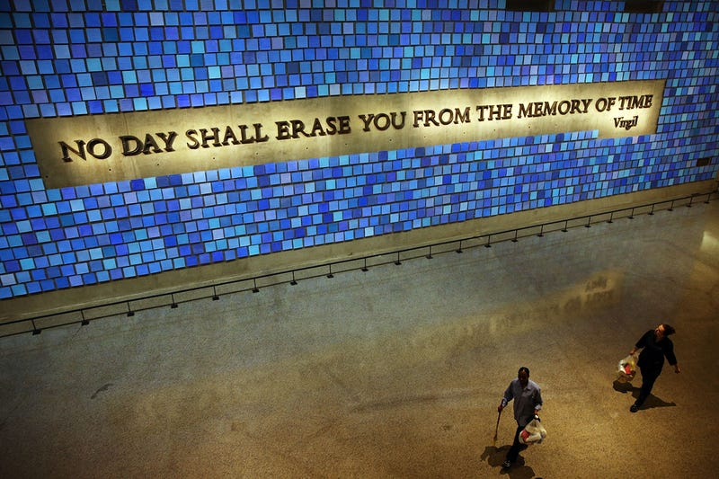 When Will the 9/11 Museum Be Submerged By Rising Sea Levels?